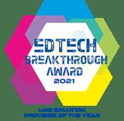 National Education Group-EdTech_Breakthrough_Award Badge_2021